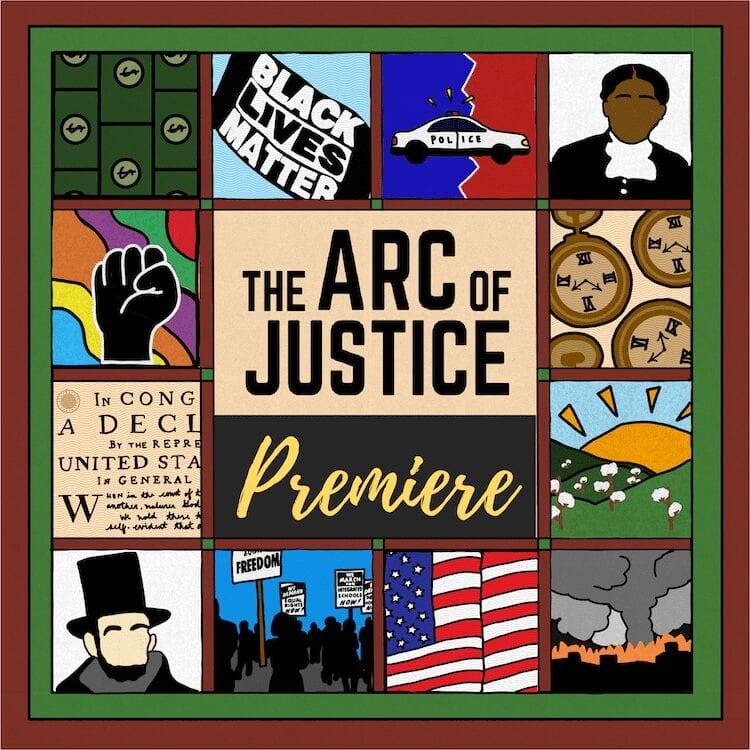 quilt Arc of Justice Premiere
